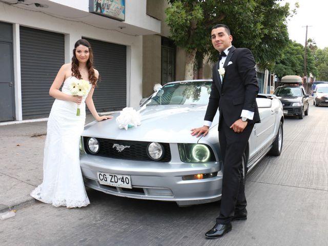 El matrimonio de Michael  y Nicole en Calera de Tango, Maipo 14