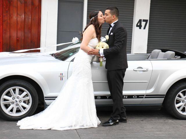 El matrimonio de Michael  y Nicole en Calera de Tango, Maipo 15