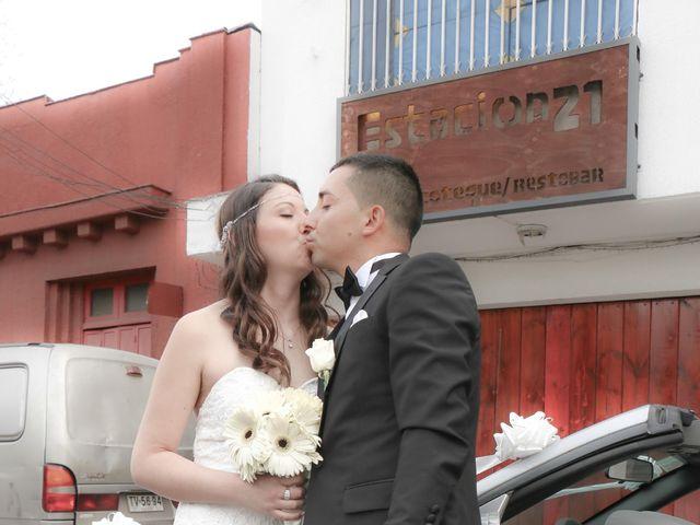 El matrimonio de Michael  y Nicole en Calera de Tango, Maipo 16