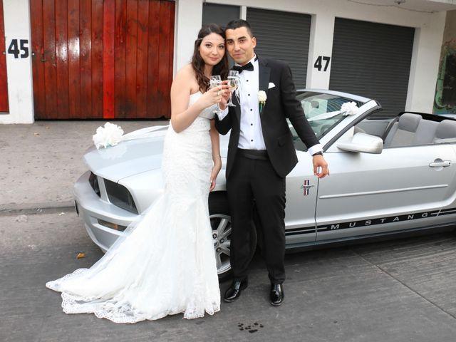 El matrimonio de Michael  y Nicole en Calera de Tango, Maipo 22