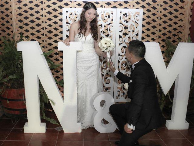 El matrimonio de Michael  y Nicole en Calera de Tango, Maipo 28