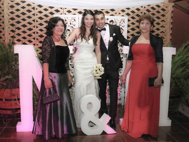 El matrimonio de Michael  y Nicole en Calera de Tango, Maipo 30
