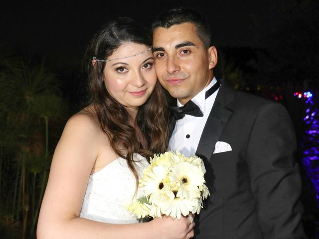 El matrimonio de Michael  y Nicole en Calera de Tango, Maipo 34