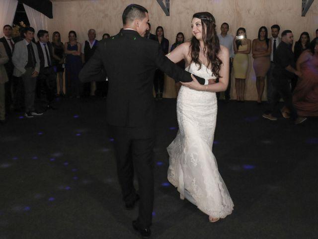 El matrimonio de Michael  y Nicole en Calera de Tango, Maipo 36