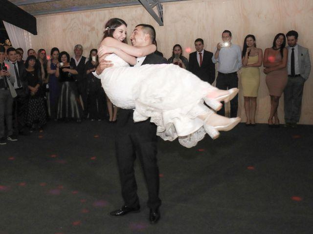 El matrimonio de Michael  y Nicole en Calera de Tango, Maipo 37