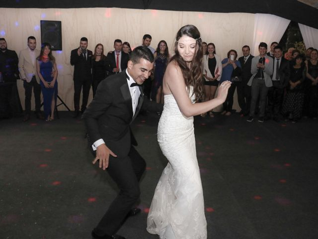 El matrimonio de Michael  y Nicole en Calera de Tango, Maipo 38