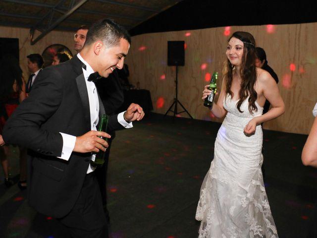 El matrimonio de Michael  y Nicole en Calera de Tango, Maipo 42