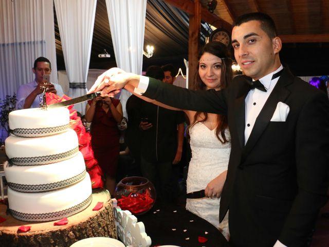 El matrimonio de Michael  y Nicole en Calera de Tango, Maipo 44