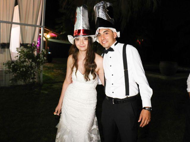 El matrimonio de Michael  y Nicole en Calera de Tango, Maipo 54