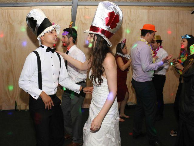 El matrimonio de Michael  y Nicole en Calera de Tango, Maipo 55