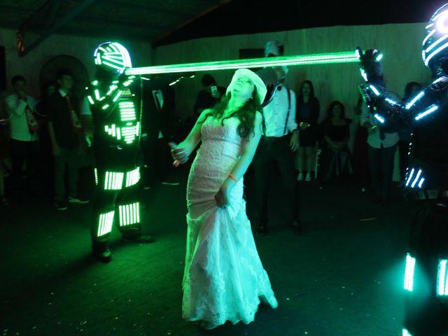 El matrimonio de Michael  y Nicole en Calera de Tango, Maipo 63