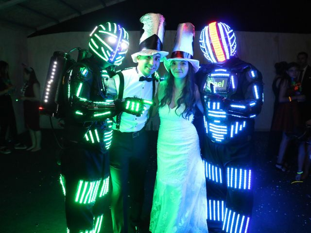 El matrimonio de Michael  y Nicole en Calera de Tango, Maipo 70