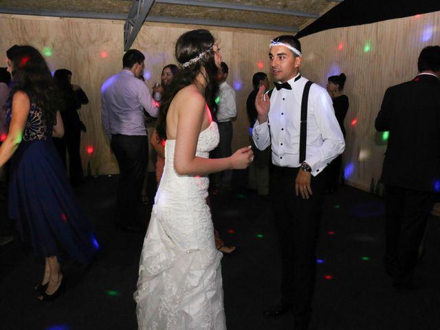 El matrimonio de Michael  y Nicole en Calera de Tango, Maipo 51