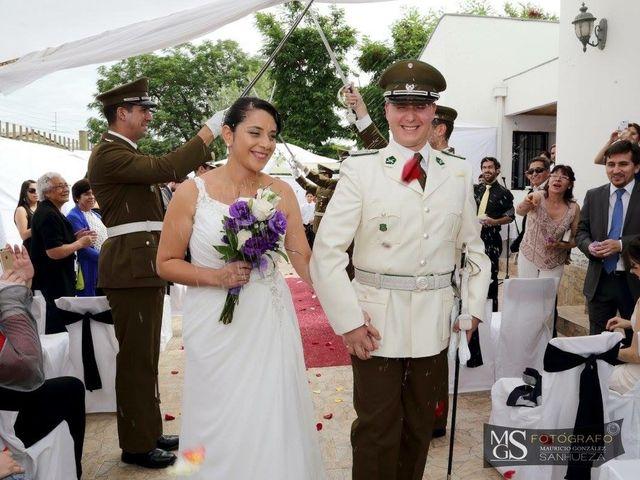El matrimonio de Agustin y Nicole en Rancagua, Cachapoal 15