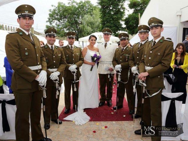 El matrimonio de Agustin y Nicole en Rancagua, Cachapoal 16