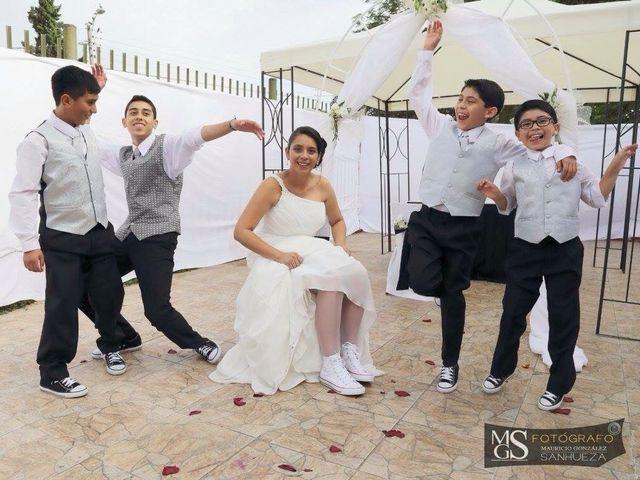 El matrimonio de Agustin y Nicole en Rancagua, Cachapoal 21