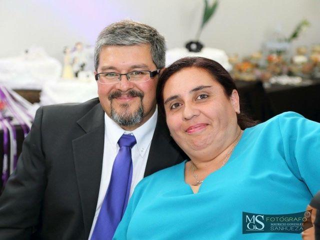 El matrimonio de Agustin y Nicole en Rancagua, Cachapoal 24