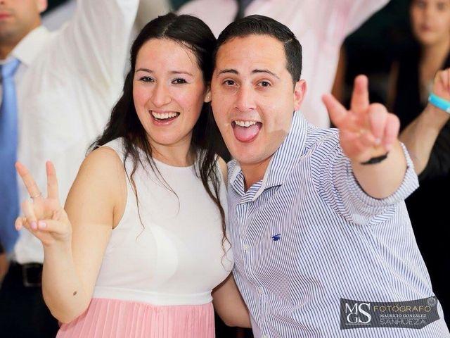 El matrimonio de Agustin y Nicole en Rancagua, Cachapoal 32