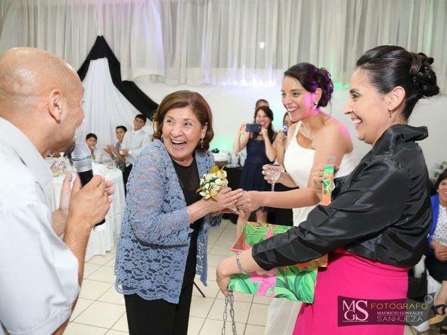 El matrimonio de Agustin y Nicole en Rancagua, Cachapoal 40