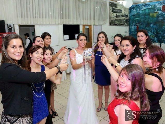 El matrimonio de Agustin y Nicole en Rancagua, Cachapoal 41