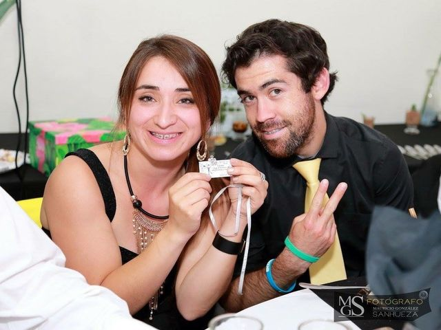 El matrimonio de Agustin y Nicole en Rancagua, Cachapoal 47