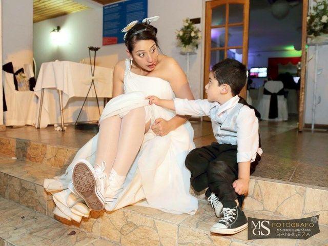 El matrimonio de Agustin y Nicole en Rancagua, Cachapoal 54