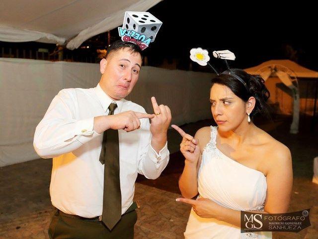 El matrimonio de Agustin y Nicole en Rancagua, Cachapoal 55