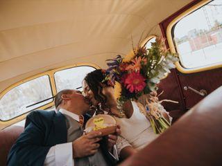 El matrimonio de Víctor y Diana en Buin, Maipo 16