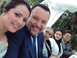 El matrimonio de Sendy y Ricardo 3