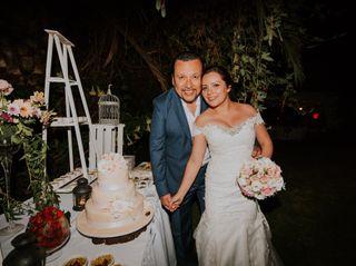 El matrimonio de Sendy y Ricardo