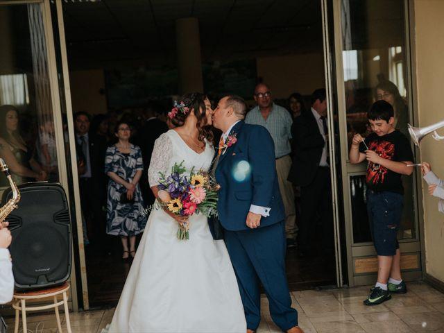 El matrimonio de Víctor y Diana en Buin, Maipo 1