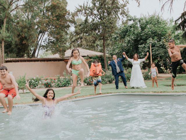 El matrimonio de Víctor y Diana en Buin, Maipo 2