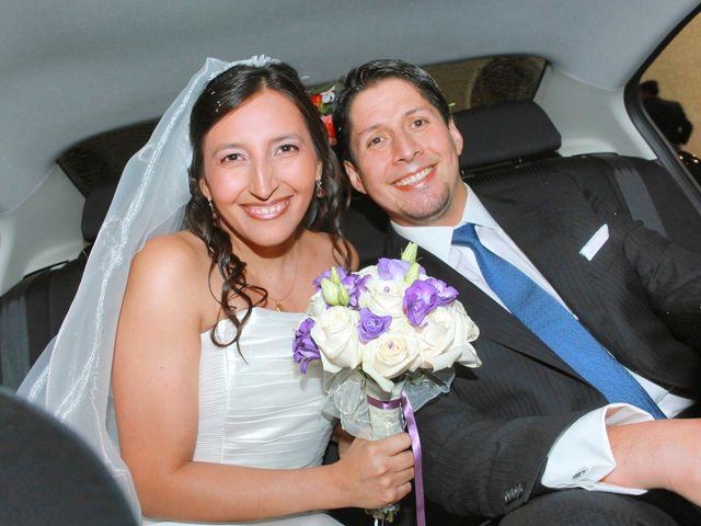 El matrimonio de Michelle y Cristian