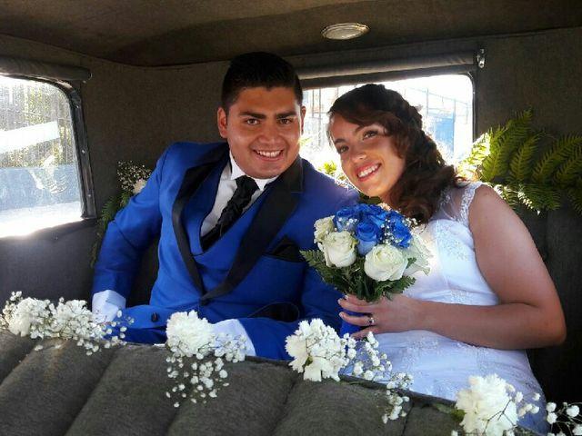 El matrimonio de Leidy y Mauricio