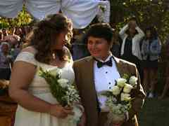 El matrimonio de Pamela y Carola 1