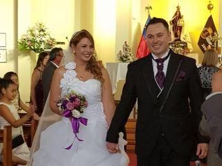 El matrimonio de Maddelaine  y Cristián  1