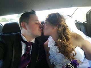 El matrimonio de Maddelaine  y Cristián  2