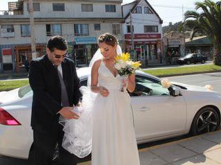 El matrimonio de Daniela y José Antonio 2