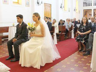 El matrimonio de Daniela y José Antonio 3