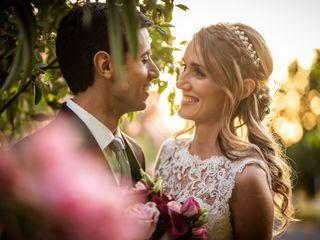 El matrimonio de Tamara y Jorge