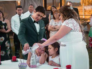 El matrimonio de Tamara y Felipe  2