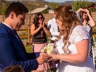 El matrimonio de Tamara y Felipe  3