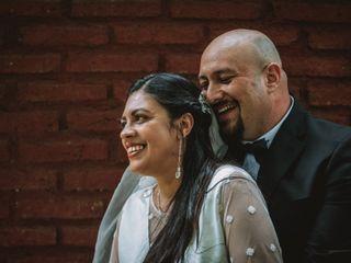 El matrimonio de Rosa y Pablo 1