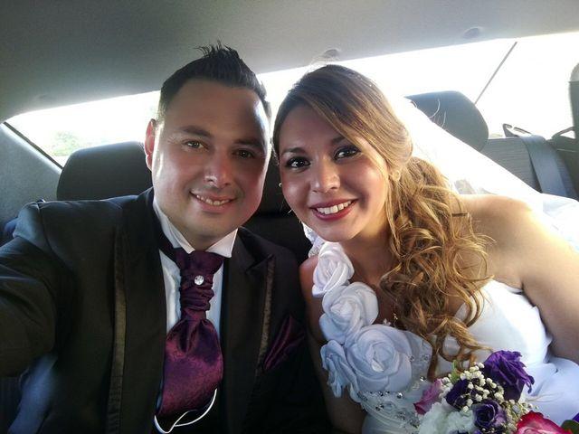 El matrimonio de Maddelaine  y Cristián
