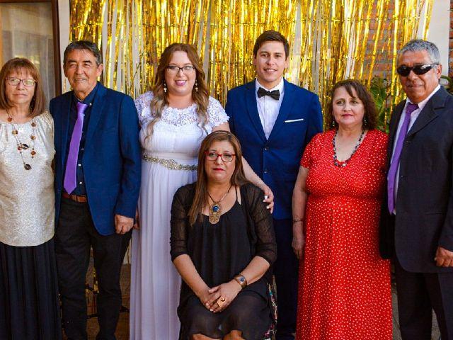 El matrimonio de Felipe  y Tamara en Rancagua, Cachapoal 3