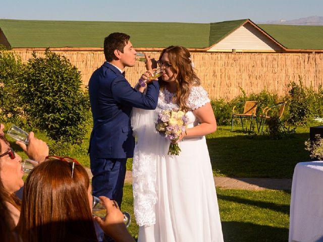 El matrimonio de Felipe  y Tamara en Rancagua, Cachapoal 5