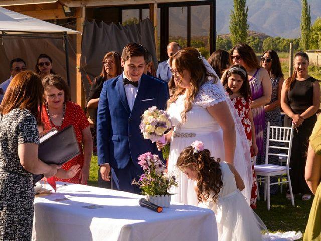 El matrimonio de Felipe  y Tamara en Rancagua, Cachapoal 2