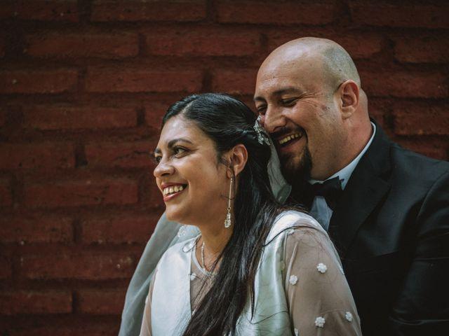 El matrimonio de Pablo y Rosa en San José de Maipo, Cordillera 1