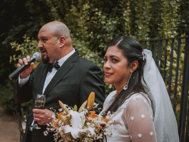 El matrimonio de Pablo y Rosa en San José de Maipo, Cordillera 5