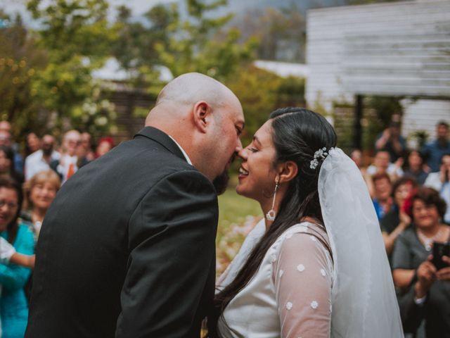 El matrimonio de Rosa y Pablo